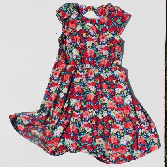 Nickie Lew Other - Girls Kids Nickie Lew Floral Cotton Dress Size 6